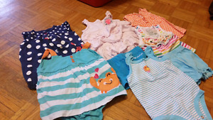 Girls 6 Month Summer Clothes