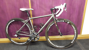 Litespeed Ghisallo titanium road bike