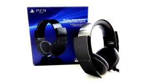 SONY ps3 and ps4 WIRELESS HEADSET