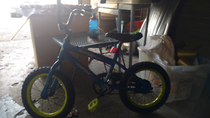 Boys Huffy bike