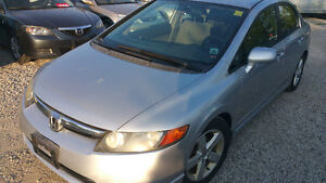 2006 Honda Civic LX Certified Etested