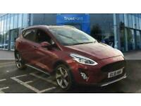 2018 Ford Fiesta 1.0 EcoBoost 140 Active X 5dr with Drivers Assistance Pack, Sat