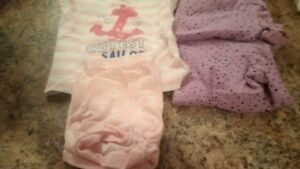2 Pairs Pj's- Size 24 months and 2