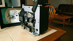 Bell & Howell Autoload Super 8 film projector