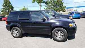 2005 Ford Escape Limited 3.0L V6