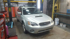 2005 Subaru Outback XT turbo limited