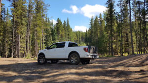 2014 Ford F-150 FX4, Levelled w/35s + more