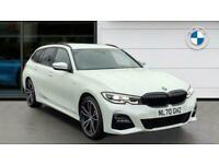 2021 BMW 3 Series 330e M Sport 5dr Step Auto Estate Estate Petrol/PlugIn Elec Hy