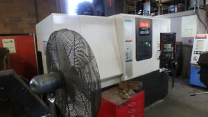 2006 Mazak Nexus VCN 510C 4-axis CNC Vertical machining center