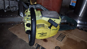 Vintage pioneer chainsaw.reduced