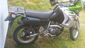 Kawasaki KLR 650 dual sport looking to trade for sport or tourin