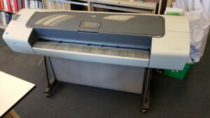 Traceur grand format HP T610 - HP T610 large format plotter
