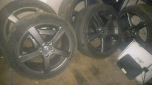 "17"" Volkswagon rims"