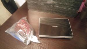 Lecteur DVD portable Toshiba