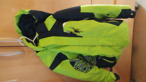 Boy's Spyder jacket size 10
