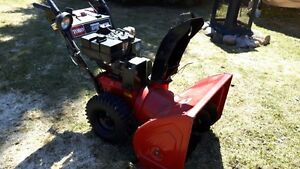 Toro power shift snowblower