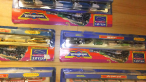 Micro Machines Trains and Tracks