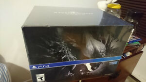 Monster hunter world collector edition SEALED