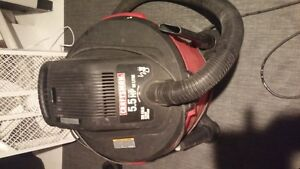craftsman 60 litre 5.5 hp shop vac