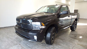 2016 CLEAROUT! 2016 RAM 1500 REG CAB BLACK APP! ONLY $178BW!