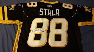 Hamilton Tiger Cats Authentic Autographed Jersey