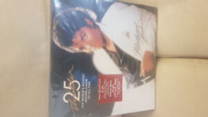 Michael Jackson record. Near mint. Played once.