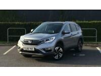 2017 Honda CR-V 1.6 i-DTEC 160 EX 5-Dr Auto Estate Diesel Automatic