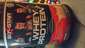 Six Star: Whey Protein for sale