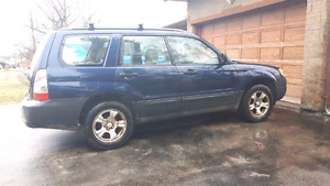 Subaru Forester-as is!
