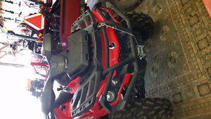 2014 outlander 800R xt 894km Kitchener / Waterloo Kitchener Area image 1