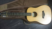 Baby Taylor - Spruce Top (travel case included & more)