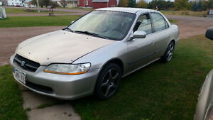 1998 Honda Accord lx good shape