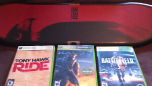 Xbox 360 game lot - $25 takes all