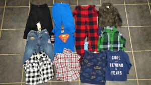 Boy 18-24 Month fall/winter clothes