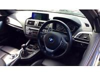 2013 BMW 1 Series 125d M Sport 3dr with Professi Manual Diesel Hatchback