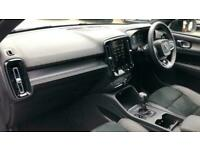 Volvo XC40 T3 Petrol R Design Pro Man wit Estate Petrol Manual