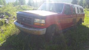 1993 Ford F150 2wdr