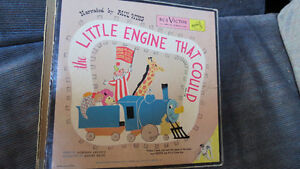 """""""The Little Engine That Could"""" record"""