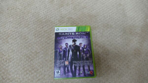 Saints Row the Third the full package for Xbox 360.