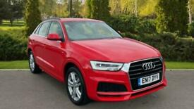 image for Audi Q3 1.4T FSI S Line Edition S Tronic Technology packag Auto 4x4 Petrol Autom