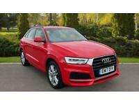 Audi Q3 1.4T FSI S Line Edition S Tronic Technology packag Auto 4x4 Petrol Autom