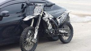 KX 450F 2011 UNIQUE, TRÈS PROPRE!!