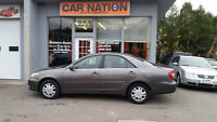 2003 Toyota Camry LE 4 cylinder