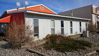 2 Bay Commercial Building /Fenced - Rocky Mountain House