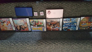 2 Nintendo d's and games.
