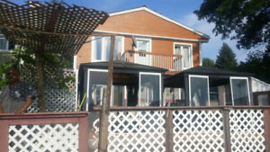 Beautiful lakeside house to rent in Pincourt, L'ile Perrot