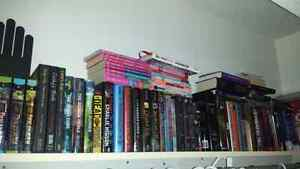 Wide variety of BOOKS!