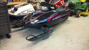 200 HP - 1996 Polaris Storm *** Fast & Loud ***
