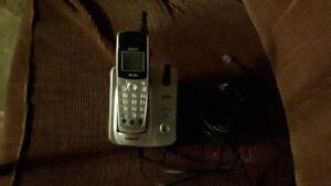 Téléphone sans fil maison
