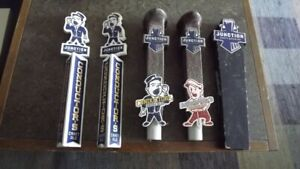 5 JUNCTION CRAFT BEER TAP HANDLES PACKAGE DEAL
